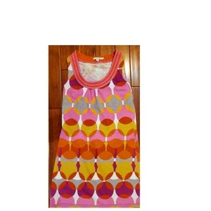Boden Dresses - Boden Retro Mod Stretch Cotton Shift Size 10
